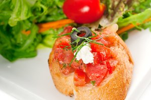 Italian bruschetta and fresh salad 10.jpg