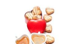 heart cookies and coffee  16.jpg