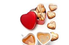 heart cookies and coffee  17.jpg