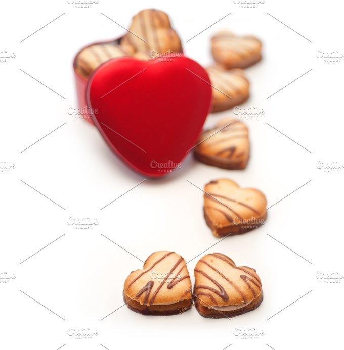 heart cookies 4.jpg - Food & Drink