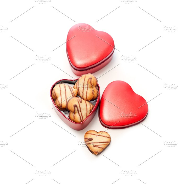 heart cookies 11.jpg - Food & Drink