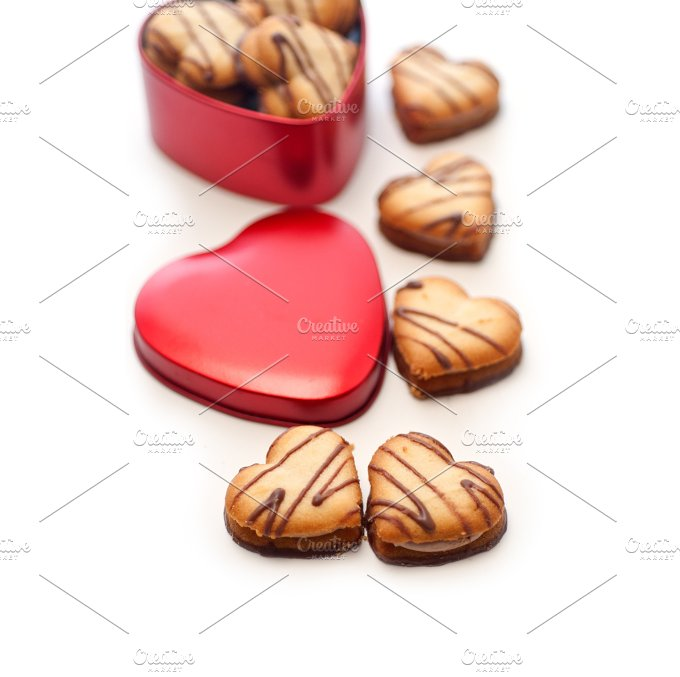 heart cookies 15.jpg - Food & Drink