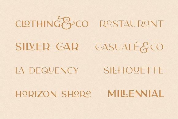 Carla Sans -Elegant Typeface in Sans-Serif Fonts - product preview 5
