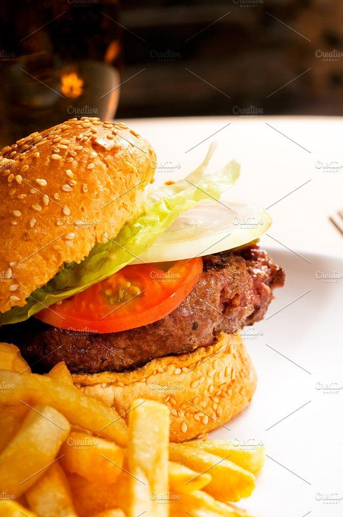 hamburger sandwich 06.jpg - Food & Drink