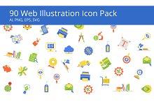 Icon Illustration Set