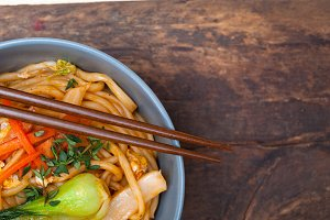 hand pulled ramen noodles and vegetables 026.jpg