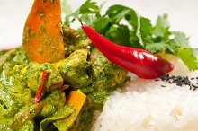 green curry chicken and vegetable stew with rice 02.jpg