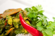 green curry chicken and vegetable stew with rice 08.jpg