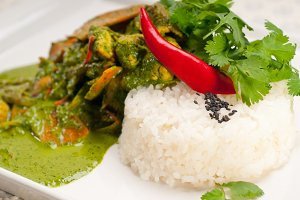 green curry chicken and vegetable stew with rice 07.jpg