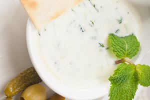 Greek Tzatziki yogurt dip 06.jpg