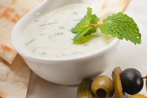 Greek Tzatziki yogurt dip 11.jpg