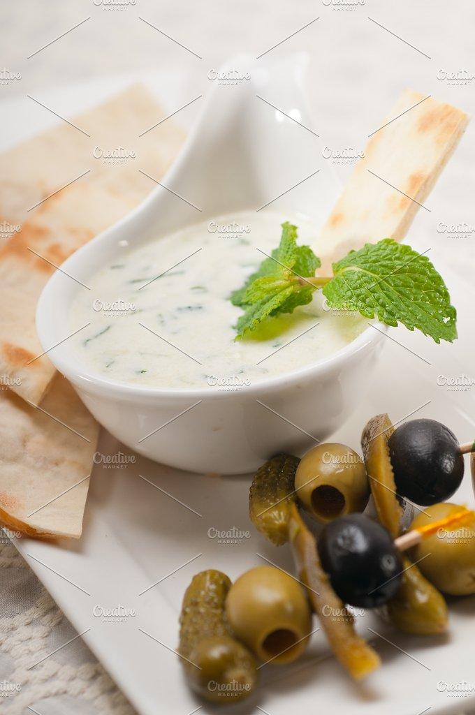 Greek Tzatziki yogurt dip 11.jpg - Food & Drink