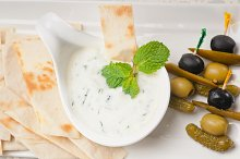 Greek Tzatziki yogurt dip 13.jpg