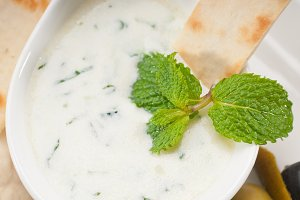 Greek Tzatziki yogurt dip 14.jpg