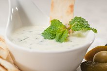 Greek Tzatziki yogurt dip 15.jpg