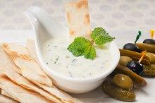 Greek Tzatziki yogurt dip 17.jpg