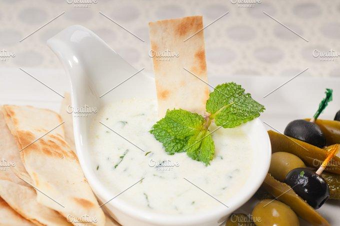 Greek Tzatziki yogurt dip 25.jpg - Food & Drink