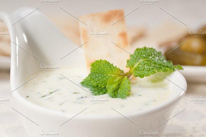 Greek Tzatziki yogurt dip 30.jpg - Food & Drink