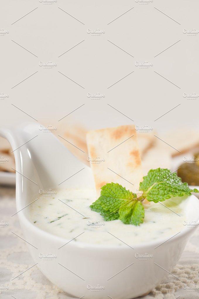 Greek Tzatziki yogurt dip 31.jpg - Food & Drink