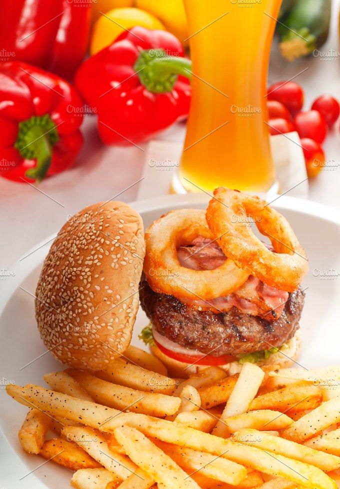 gorgeous hamburger sandwich 23.jpg - Food & Drink