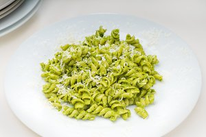 fusilli pasta and pesto sauce 7.jpg