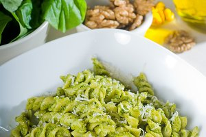 fusilli pasta and pesto sauce 10.jpg
