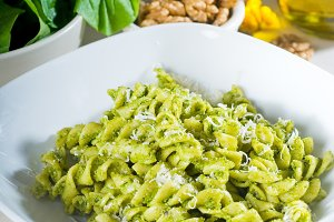fusilli pasta and pesto sauce 15.jpg