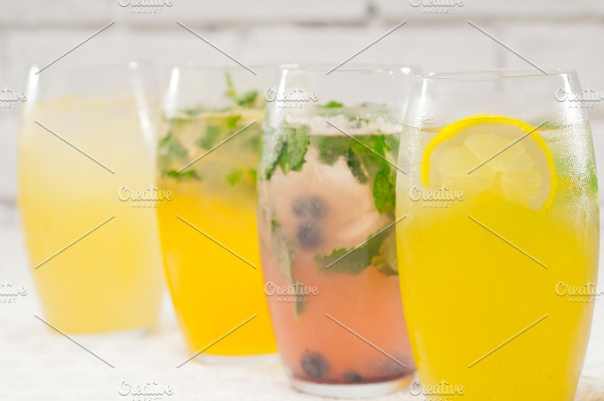 fruit long drink cocktails 07.jpg - Food & Drink