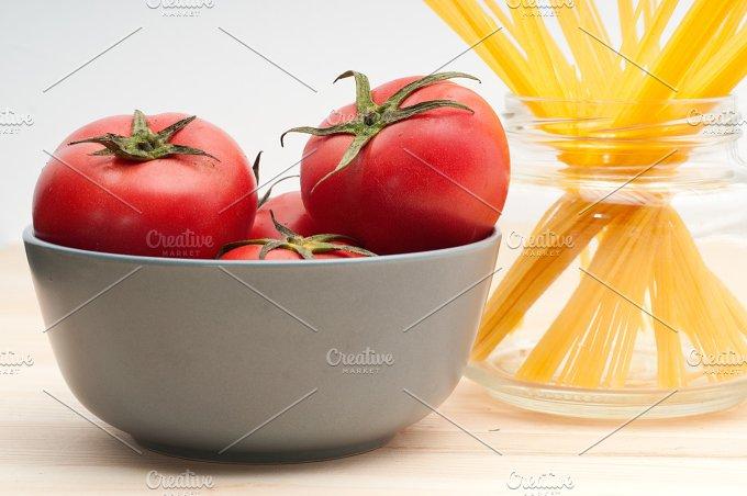 fresh tomato and italian pasta 29.jpg - Food & Drink