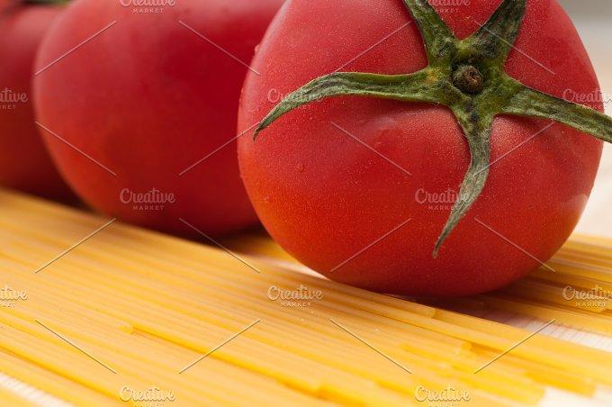 fresh tomato and italian pasta 18.jpg - Food & Drink