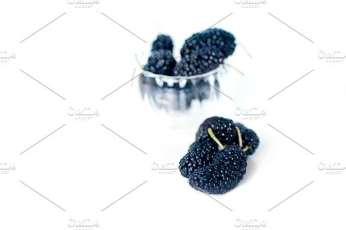fresh mulberry 1.jpg - Food & Drink