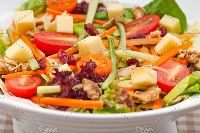 fresh healthy colorful mixed salad 04.jpg - Food & Drink