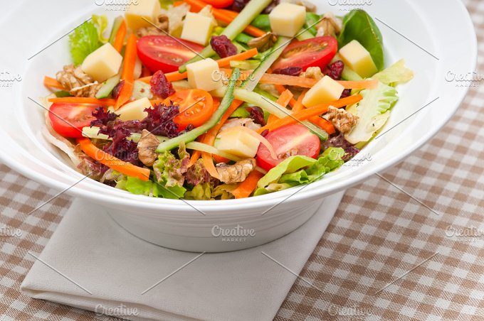 fresh healthy colorful mixed salad 16.jpg - Food & Drink