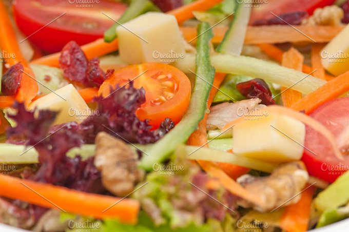 fresh healthy colorful mixed salad 21.jpg - Food & Drink