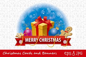 Christmas Cards and Banners