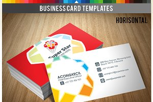 Premium Business Card - Super Star