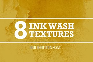 Ink Wash Textures