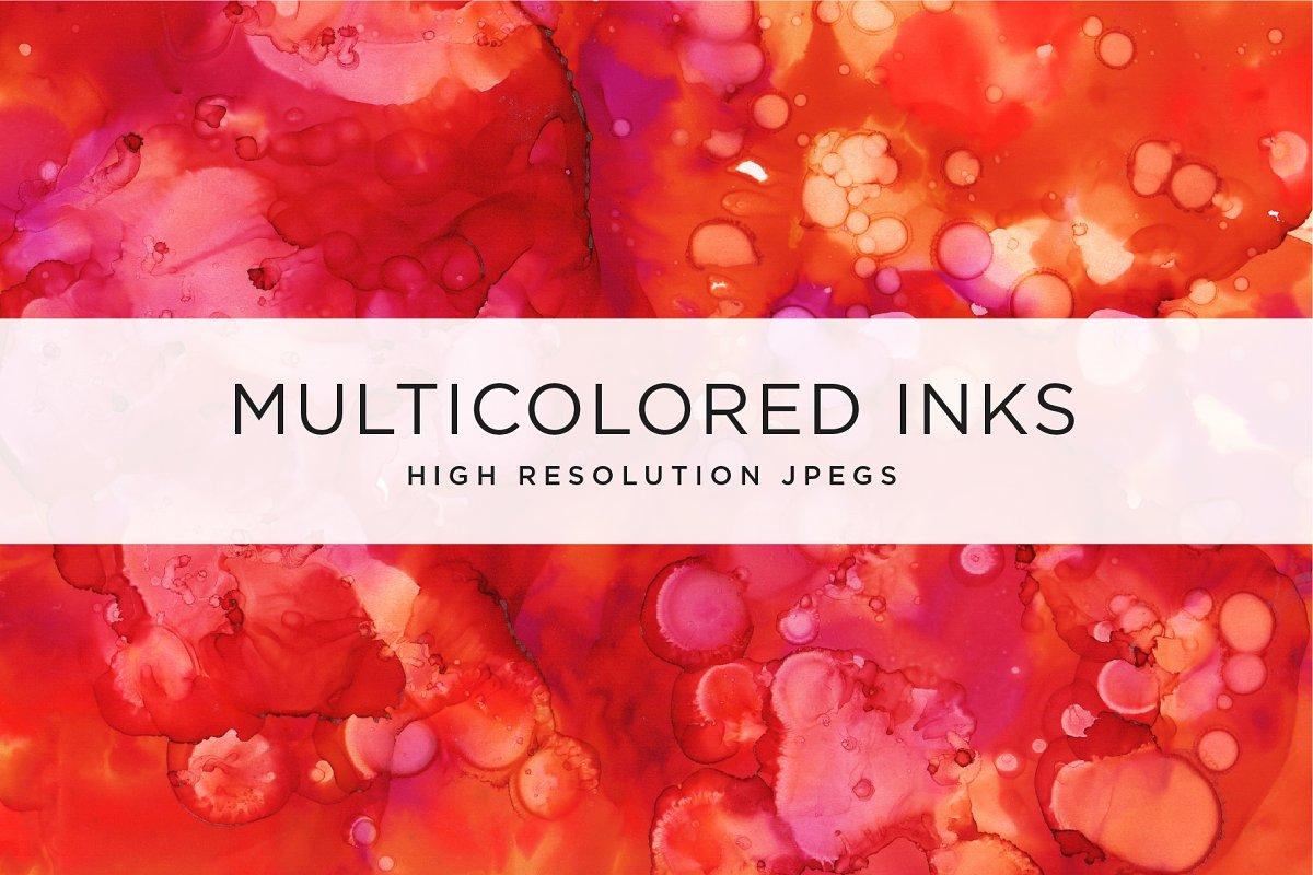 Multicolored Inks - Volume 3