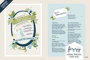 28 x EU/UK/AU Wedding Templates