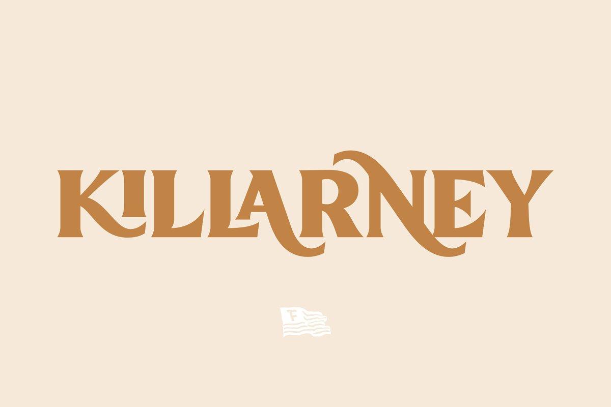Killarney | Vintage Display