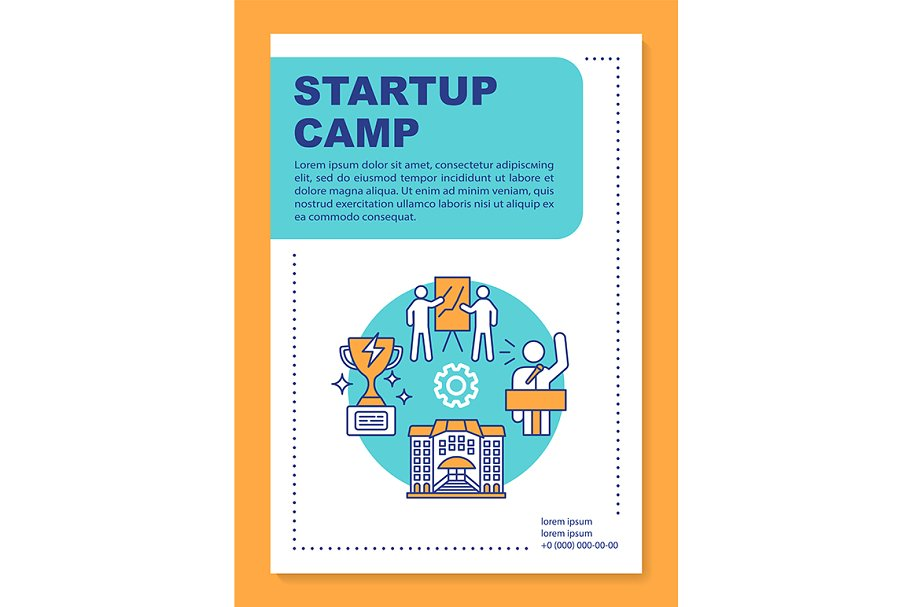 Startup camp, leadership school
