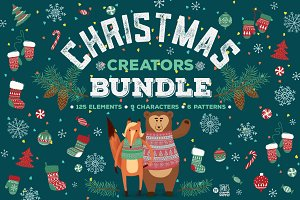 Christmas Creators Bundle