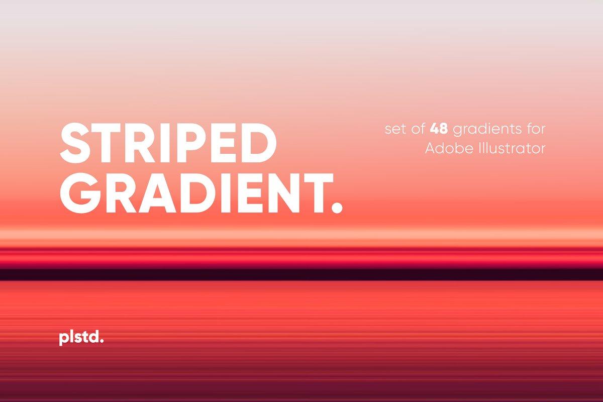 Striped Gradients