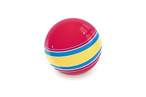 Ball. Childs toy.