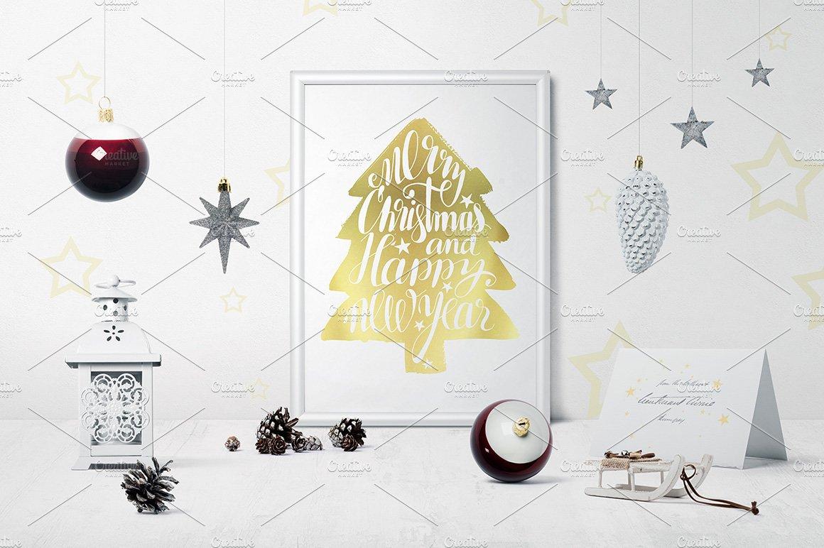 Christmas Mockup Creator Product Mockups Creative Market