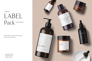 Pack of Product Labels • Iórun