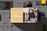 Barley | Google Slides Template