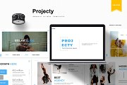 Projecty | Google Slides Template