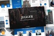Jegger - Google Slides Template