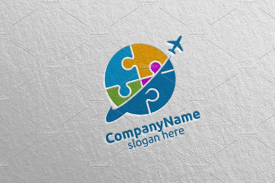 Travel and Tour Logo Design 23